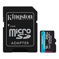 Kingston Карта памяти MicroSD 256GB Kingston SDCG3/256GB