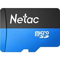 Netac Карта памяти MicroSD 32GB Class 10 U1 Netac P500STN с адаптером SD