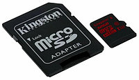 Kingston Карта памяти MicroSD 32GB Class 10 U3 Kingston SDCA3/32GB