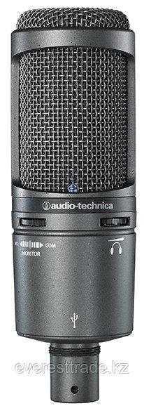 Audio-technica Микрофон Audio-Technica AT2020USB+ черный