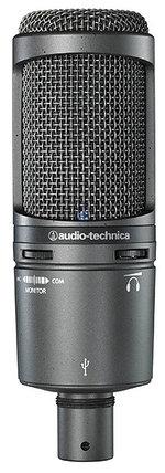 Audio-technica Микрофон Audio-Technica AT2020USB+ черный, фото 2