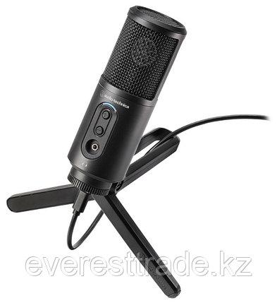 Audio-technica Микрофон Audio-Technica ATR2500x-USB черный, фото 2