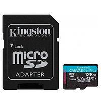 Kingston Карта памяти SD 128GB Class 10 U3 Kingston SDG3/128GB
