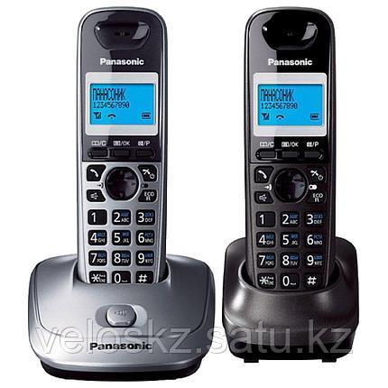 Panasonic Телефон беспроводной Panasonic KX-TG2512RU1, фото 2