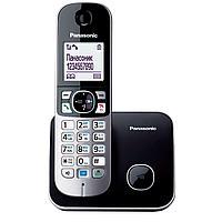 Panasonic Телефон беспроводной Panasonic KX-TG6811RUB