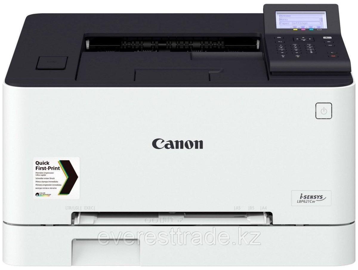 Canon Принтер Canon i-SENSYS LBP621Cw A4 + 1 картридж
