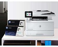HP МФУ HP LaserJet Pro MFP M428fdn W1A29A