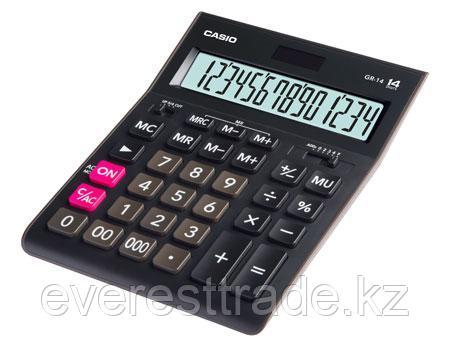 Casio Калькулятор CASIO GR-14-W-EP настольный, фото 2