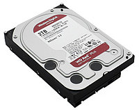 Western Digital (WD) Жесткий диск HDD 2000 Gb WD Red WD20EFZX 128MB 5400RPM