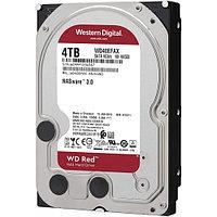 Western Digital (WD) Жесткий диск HDD 4000 Gb WD Red WD40EFAX 256MB 5400RPM