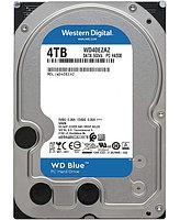 Western Digital (WD) Жесткий диск HDD 4000 Gb WD Blue WD40EZAZ 256MB 5400RPM
