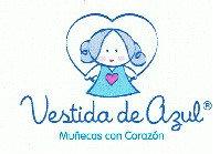 Vestida de Azul (Spain) / кукольный испанский дом