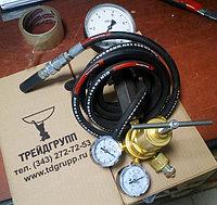 540-3924370-12 Манометр для замера давления со шлангом БелАз