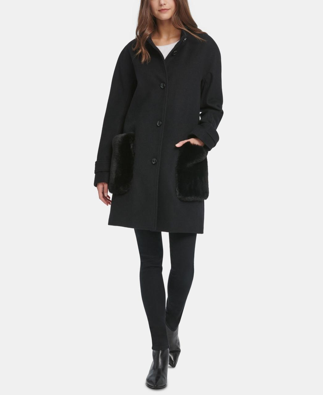 DKNY Женское пальто-А4