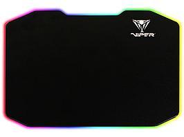 Коврик для мыши, Patriot Viper, PV160UXK, 260x380x310mm, черный