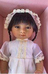 Мариэтта в кружевном платье и чепце / 34 см/ (Carmen Gonzalez, Испания)