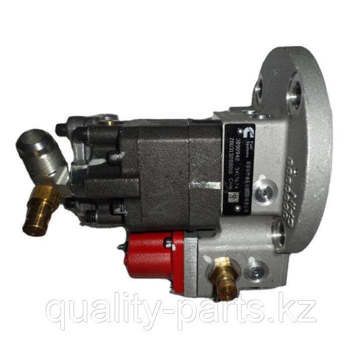 Насос топливный для экскаватора Hyundai R520LC-9.