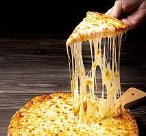 Сыр полутвердый «MOZZARELLA для пиццы Classic» с массовой долей жира в сухом веществе 45% DenCheese®