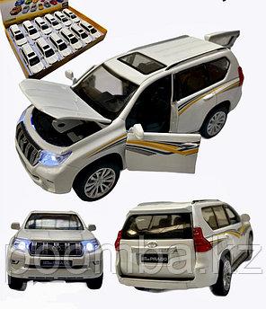Машинка Toyota Land Cruiser Prado