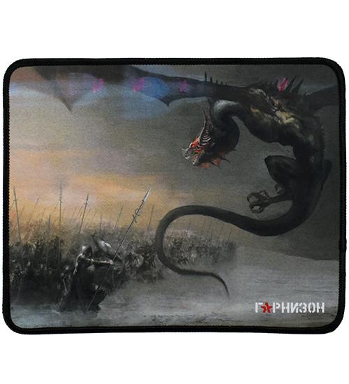 Коврик для мыши Гарнизон GMP-130 Pad for mouse 200x250x3mm, ткань-резина