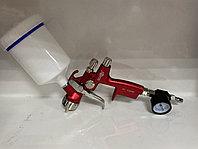 Краскораспылитель СТРЕЛОК с манометром (сопло D 1.3), фото 1