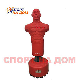 Груша боксерская напольная герман 19 (красный)