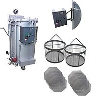 Автоклав (для консервирования, промышленный, вертикальный, электрический) ИПКС-128-500