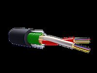 Оптический кабель для прокладки в канализацию ОКСЛ-М2П-А2-2.5 (волокно Corning)