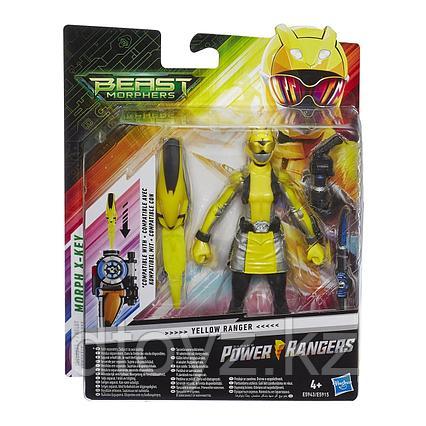 Hasbro Power Rangers Желтый Рейнджер E5943