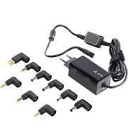 Блок питания для ноутбука ACD AСD-NB390-90 Power adapter for notebook, 90W, 100-240V -> 15-20V, 9 коннекторов