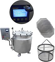 Автоклав (для консервирования, промышленный, вертикальный, электрический, с регистратором) ИПКС-128-500-1Рг