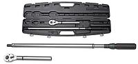 """Ключ динамометрический щелчкового типа с быстрой фиксацией """"Premium"""" 200-800Нм,3/4"""",в пластиковом кейсе Rock F"""