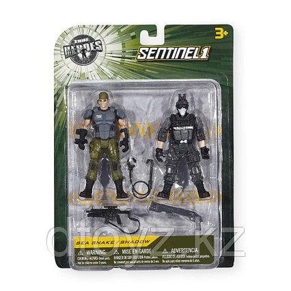 Sentinel 1 True Heroes Soldier 2-pack Sea Snake & Shadow