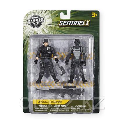 Sentinel 1 True Heroes Soldier 2-pack Steel & Ghost