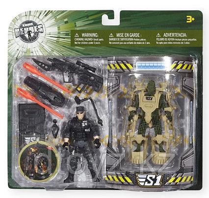 Sentinel 1 True Heroes Exoskeleton end Accessory set