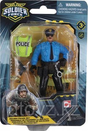 Chap Mei Solder Force figures of police