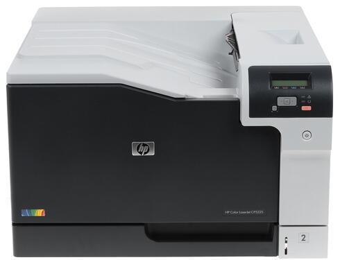Принтер лазерный HP Color LaserJet Professional CP5225n