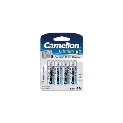 Батарейки Camelion AA (FR6-BP4)