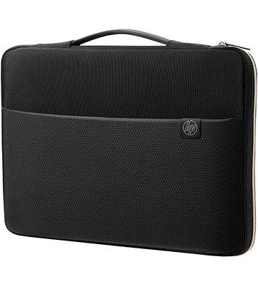 "Чехол для ноутбука HP Carry Sleeve 3XD35AA, up to 15"" черный"