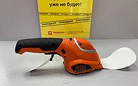 Ножницы-кусторез аккумуляторный BLACK+DECKER GSL700 15 см