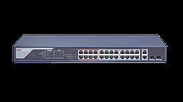 Hikvision DS-3E0326P-E(B) PoE коммутатор