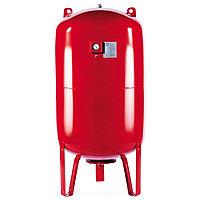 Мембранный расширительный бак Nema NEX 1500 LT Vertical expansion vessel 10 bar red