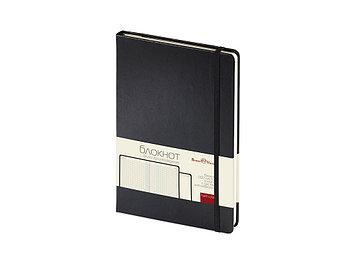 Блокнот А5 Megapolis Journal, черный