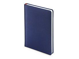 Ежедневник А5 датированный Velvet 2022, темно-синий