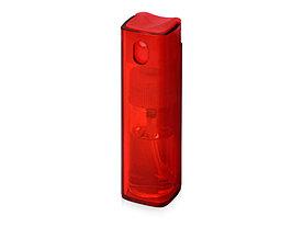 Антисептик для рук перезаправляемый, 10 мл., красный