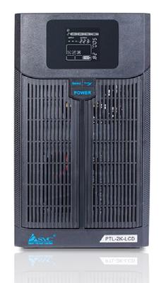 Источник бесперебойного питания UPS SVC PTL-2K-LCD, черный