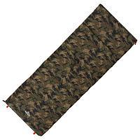 Спальник 4-слойный, одеяло 185 x 70 см, camping cold, таффета/таффета, -15C