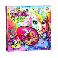 Креативное творчество серии 'Boom Unicorn Box'