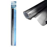 Тонировочная плёнка для автомобиля TORSO 50x300 см, 5, переход черно-серебристый