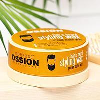 Воск для волос и бороды MORFOSE OSSION Hair Beard Wax, 150 мл